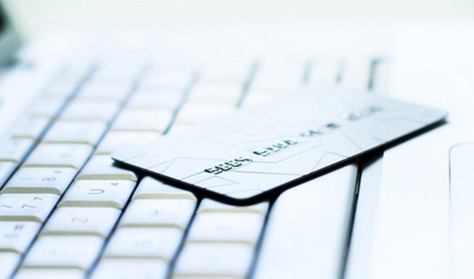 Kontaktloses Bezahlen mit der Kreditkarte auf dem Vormarsch